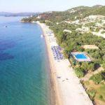 barbati-cost-beach-organised-corfu-north-corfu-swimming-poll-restaurants-beach-bars-tourism-summer-holidays-vacation